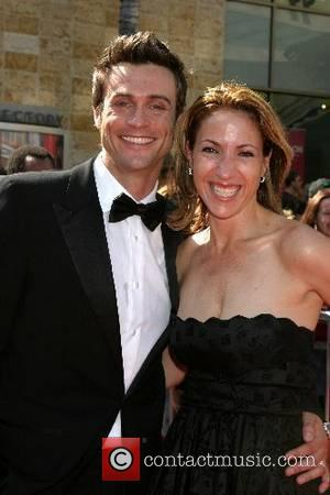Daniel Goddard and Rachel Marcus 34th Annual Daytime Emmy Awards - Arrivals held at Kodak Theatre Hollywood, California - 15.06.07
