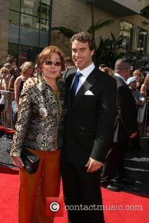 Marj Dusay and Murray Bartlett 34th Annual Daytime Emmy Awards - Arrivals held at Kodak Theatre Hollywood, California - 15.06.07