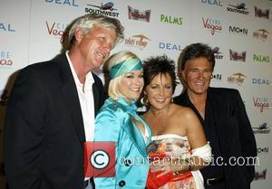 Randy Waite and Lorrie Morgan