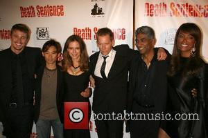 Aisha Tyler, Garrett Hedlund and Kelly Preston