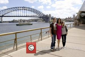 Catherine Zeta Jones, Sydney Opera House, Guy Pearce