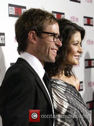 Guy Pearce and Catherine Zeta-Jones Australian premiere of 'Death Defying Acts' at the State Theatre  Sydney, Australia 10.03.08