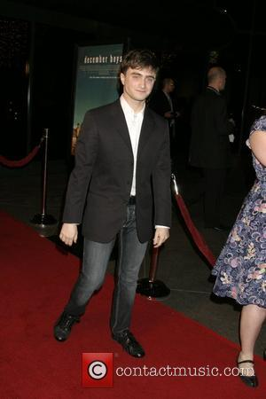 Radcliffe Runs Teenage Gauntlet
