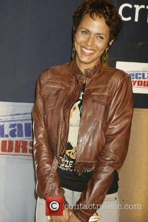 Nicole Ari Parker 'Declare Yourself' event at the Wallis Annenberg Center for the Performing Arts Beverly Hills, California - 27.09.07