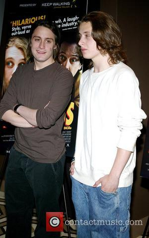 Kieran Culkin and Rory Culkin New York premiere of 'Delirious' at Tribeca Grand Hotel  New York City, USA -...