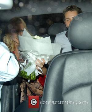 Denise Van Outen leaving the Jewel Bar restaurant London, England - 15.10.07