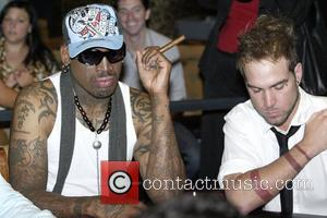 Rodman Arrested Over Domestic Battery