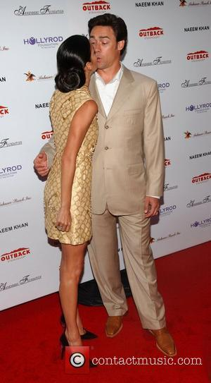 Angie Harmon and Jason Sehorn Design Care 2007 held at the Home of Tammy and Eric Gustavson - Arrivals Malibu,...