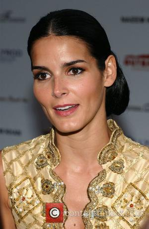 Angie Harmon  Design Care 2007 held at the Home of Tammy and Eric Gustavson - Arrivals Malibu, California USA...
