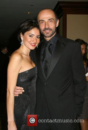 Shaun Toub and Guest The 60th Annual DGA Awards held at the Hyatt Regency Century Plaza Hotel Los Angeles, California...