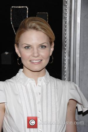 Jennifer Morrison The 7th annual 'Diamond Fashion Show' preview held at the Rodeo Ballroom in the Beverly Hills Hotel Los...