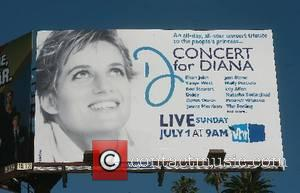 Wembley Stadium, Diana Princess Of Wales
