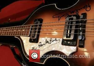 Sir Paul McCartney, The Rock 'n' Roll Celebrity Memorabilia Fame Bureau Auction