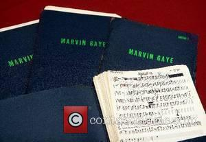 Marvin Gaye, The Rock 'n' Roll Celebrity Memorabilia Fame Bureau Auction