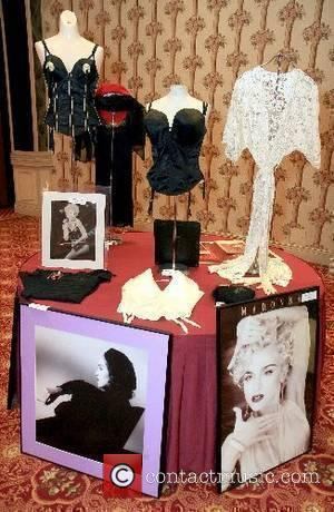 Madonna, The Rock 'n' Roll Celebrity Memorabilia Fame Bureau Auction