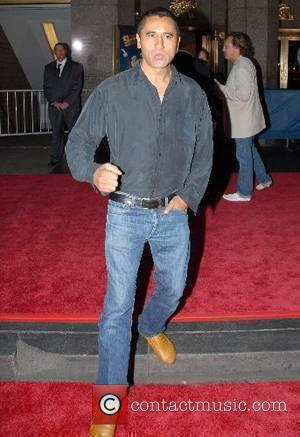 Cliff Curtis New York Premiere of 'Live Free Or Die Hard' held at Radio City Music Hall New York City,...