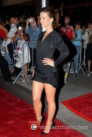 Kate Beckinsale New York Premiere of 'Live Free Or Die Hard' held at Radio City Music Hall New York City,...