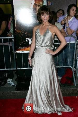Mary Elizabeth Winstead New York Premiere of 'Live Free Or Die Hard' held at Radio City Music Hall New York...