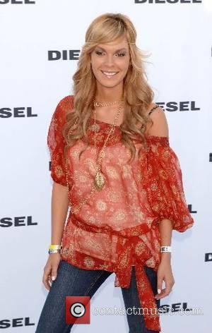 Jasmine Dustin Diesel celebrates the opening of the Melrose Place Store Hollywood, California - 30.05.07
