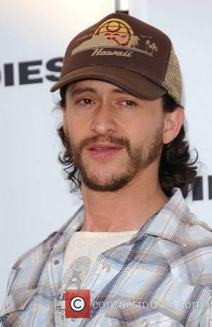 Clifton Collins Diesel celebrates the opening of the Melrose Place flagship store - Arrivals Los Angeles, California - 30.05.07