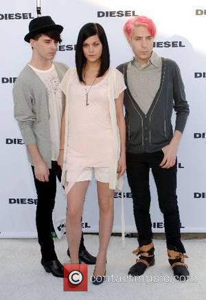 The MisShapes Diesel celebrates the Opening of the Melrose Place Store West Hollywood, California - 30.05.07