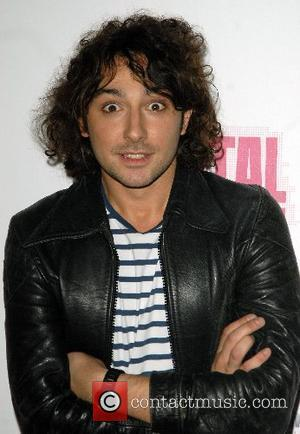 Alex Zane BT Digital Music Awards 2007 at the Roundhouse - Arrivals London, England - 02.10.07