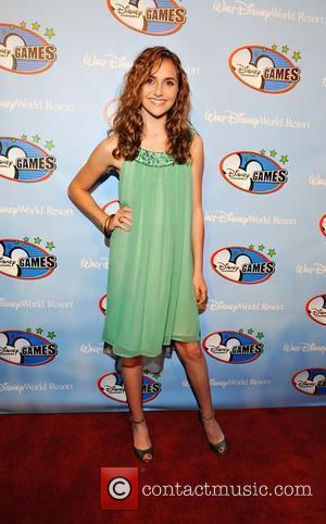 Alyson Stoner and Walt Disney