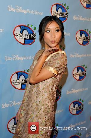 Brenda Song and Walt Disney