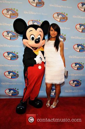 Jasmine Richards and Walt Disney