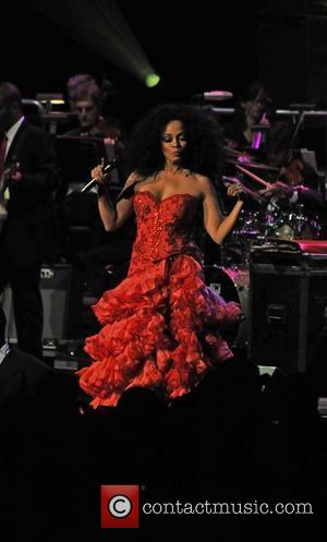 Diana Ross Divas with Heart, a special concert to benefit the Masonic Medical Research Laboratory, which celebrates 50 years of...