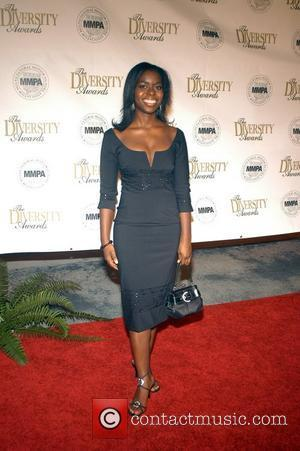 Camille Winbush The Diversity Awards 2007 held at the Globe Theatre, Universal Studios Los Angelse, California - 18.11.07