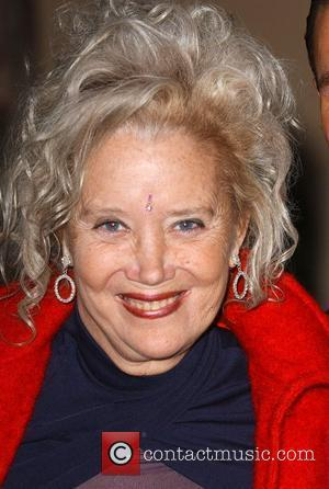 Sally Kirkland The Diversity Awards 2007 held at the Globe Theatre, Universal Studios Los Angelse, California - 18.11.07