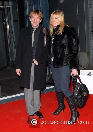 Adam Woodyatt and Michelle Collins
