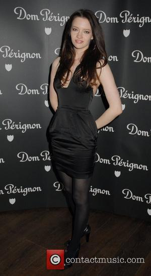 Talulah Riley Dom Perignon party held at the Langham Hotel - Inside Arrivals London, England - 27.02.08