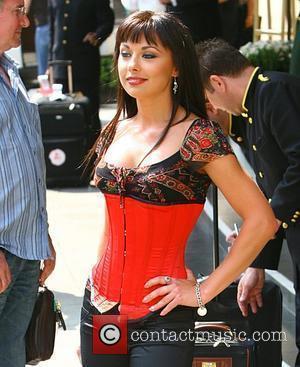 Monica Irimia Of The Cheeky Girls