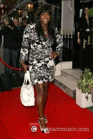 Mica Paris Dinner event 'Help a London Child with Capital 95.8' at Dover Street Restaurant - Arrivals London, England -...