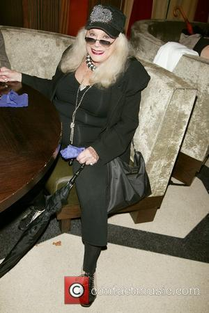 Sylvia Miles 53rd Drama Desk Awards held at the F.H. LaGuardia Concert Hall at Lincoln Center - Pre-Party. New York...