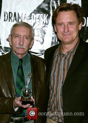 Edward Albee and Bill Pullman