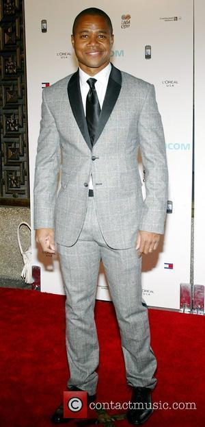 Cuba Gooding Jr The Dream Concert presented by Viacom to benefit Martin Luther King, Jr. National Memorial at Radio City...