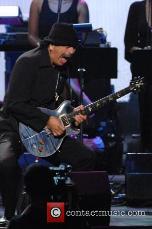 Radio City Music Hall, Carlos Santana
