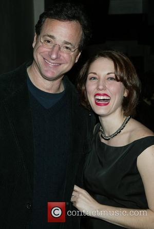 Bob Saget and Mara Davi