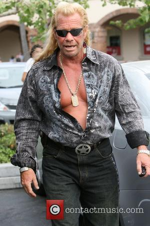 Duane Chapman aka 'Dog' the bounty hunter spends the afternoon shopping with his wife Malibu, California - 27.04.08