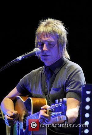 Weller And May Back Giant Guitar Charity Project