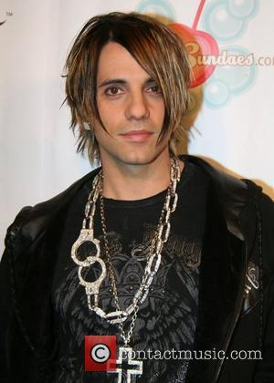 Criss Angel Launch party for the Dussault Apparel Motel store on Melrose Avenue - Arrivals  Los Angeles, California -...