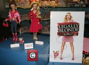 Legally Blonde Dolls 'Toy Fair 2008' held at The Javits Center New York City, USA - 17.02.08