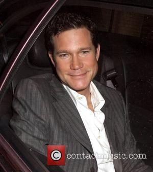 Dylan Walsh, star of 'Nip/Tuck,' departing ABC Studios after appearing on 'Live with Regis and Kelly' New York City, USA...