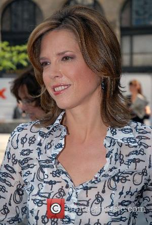 'The Early Show' anchor Hannah Storm outside CBS studios for 'The Early Show' New York City, USA - 28.06.07