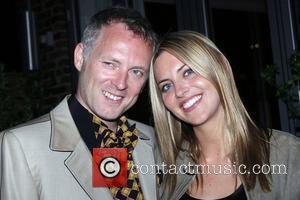 Joe Corre and Kate Moss