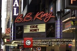 Eddie Money performing live at BB King's  New York City, USA - 31.01.08