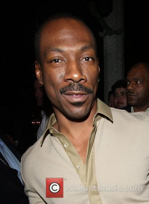 Eddie Murphy celebrates his 47th birthday at STK restaurant with family and friends Los Angeles, California - 03.04.08